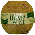 100g Spool of 20lb Hemp Twine
